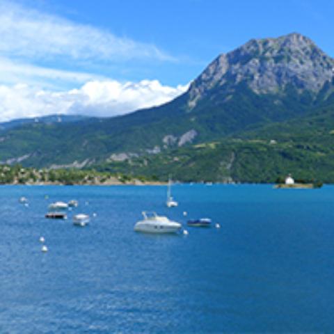 Il reste des places !!! – SLVie 8 – Les Alpes du Sud et le lac de Serre-Ponçon