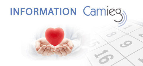 Information CAMIEG