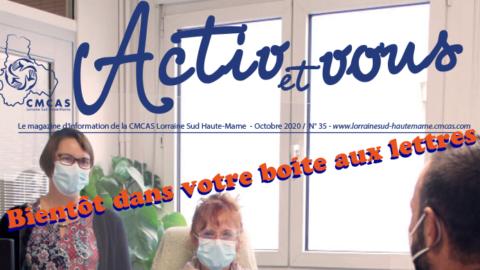 Journal Activ'&Vous 35