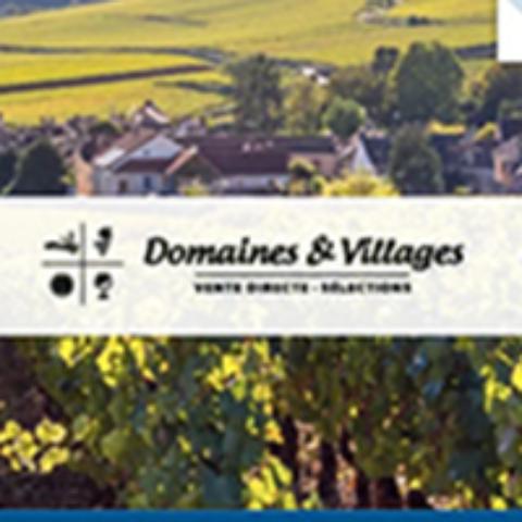 CMCAS LSHM – Information Domaines et Villages