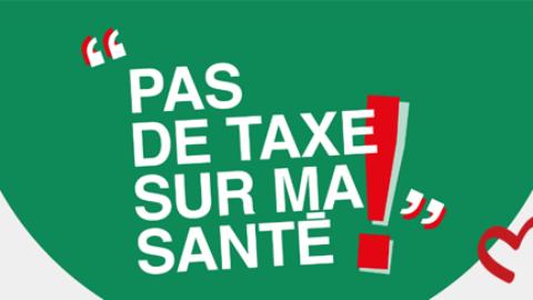 Solimut : pas de taxe sur ma santé !